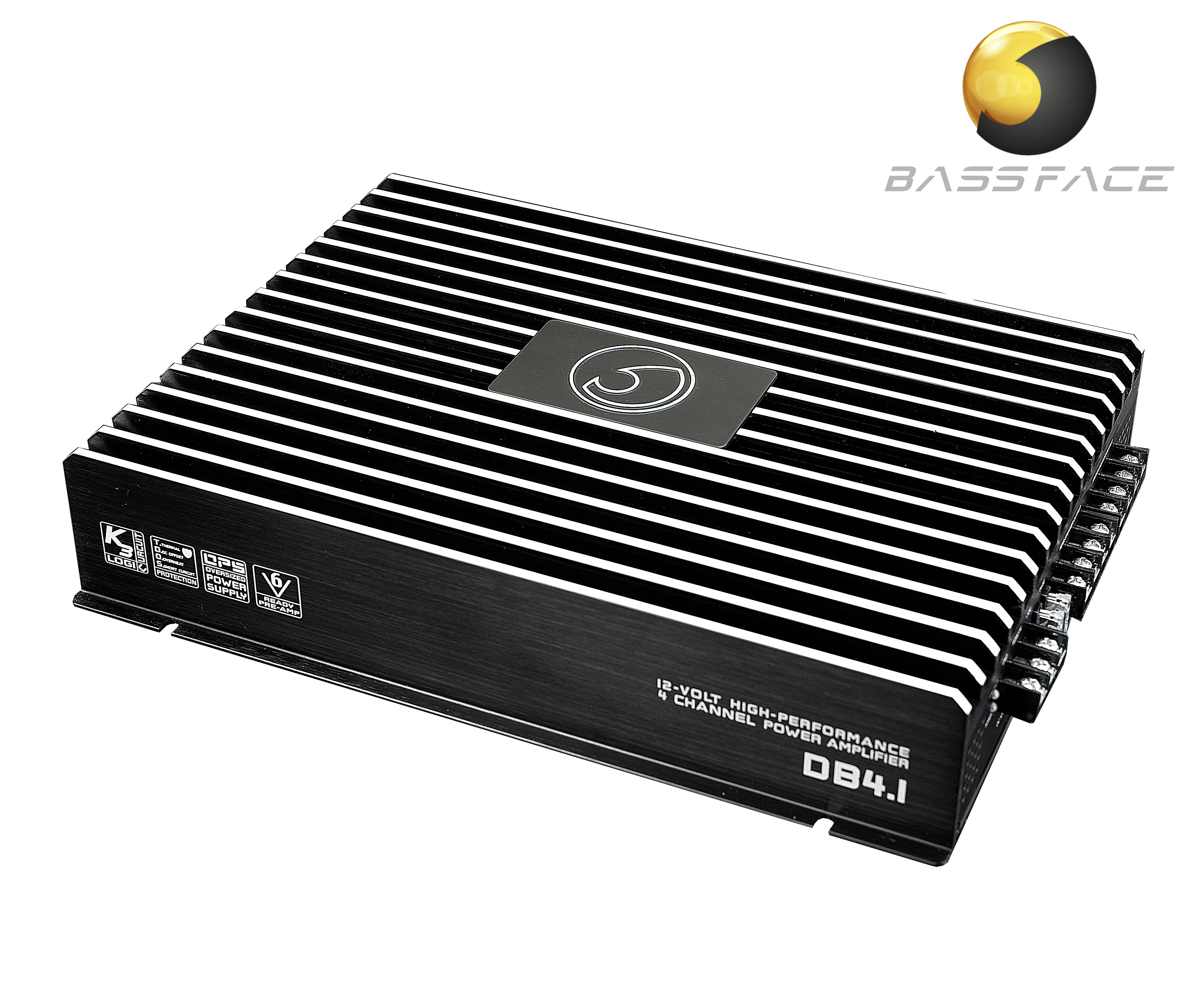 Db41 4 3 2 Channel Bridgeable Stereo 12v Power Amplifier 320w 200 Watts Super Bridge Amplifiers Downloads