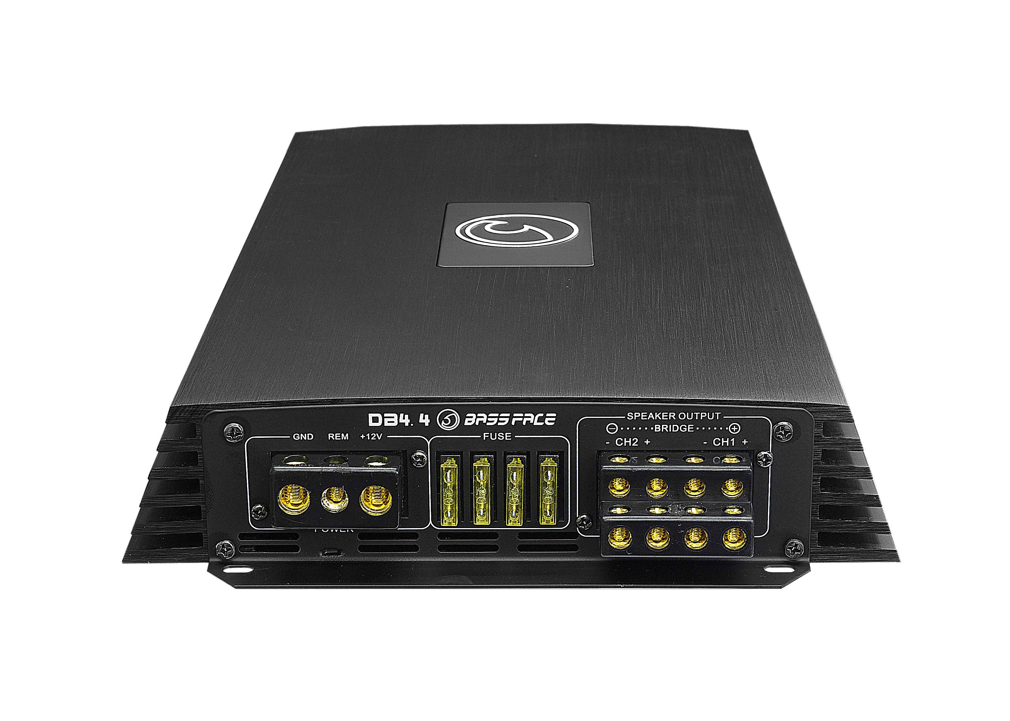 Db44 Class A B 4 3 2 Channel Bridgeable Stereo 12v Power Amplifier Ab Downloads