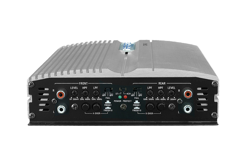Db45 4 3 2 Channel Class D Bridgeable Mini Stereo 12v Power 200 Watts Super Bridge Amplifiers Downloads