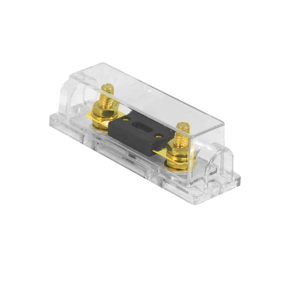 PFH.2 Stud Terminal Gold Plated Fuseholder With 250A ANL Fuse