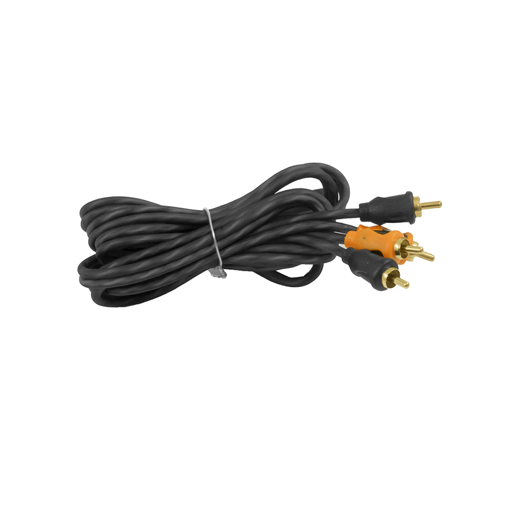 PRCA2.1 Twin Core Pure OFC Twist RCA Audio Cable 2m Length