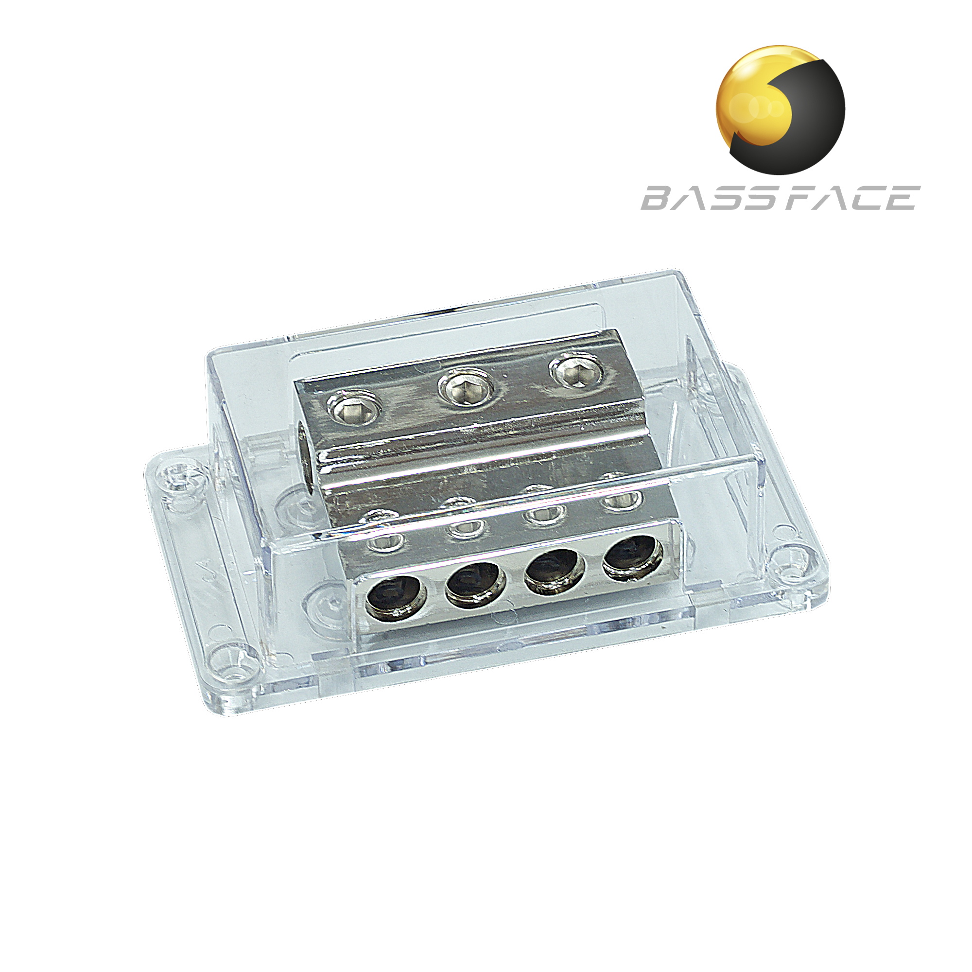 Bassface Car Audio The Specialists Stereo Kit 800w Sub 500w 2 Channel Amplifier Capacitor Wiring Pwd001 Unfused Power Distribution Block 1x0awg 2x2awg 4x4awg