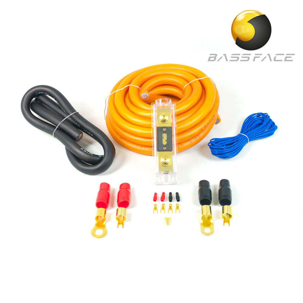 Pwk01 0awg 50mm High Flex 12v Amplifier Power Wiring Kit Amp Images Downloads