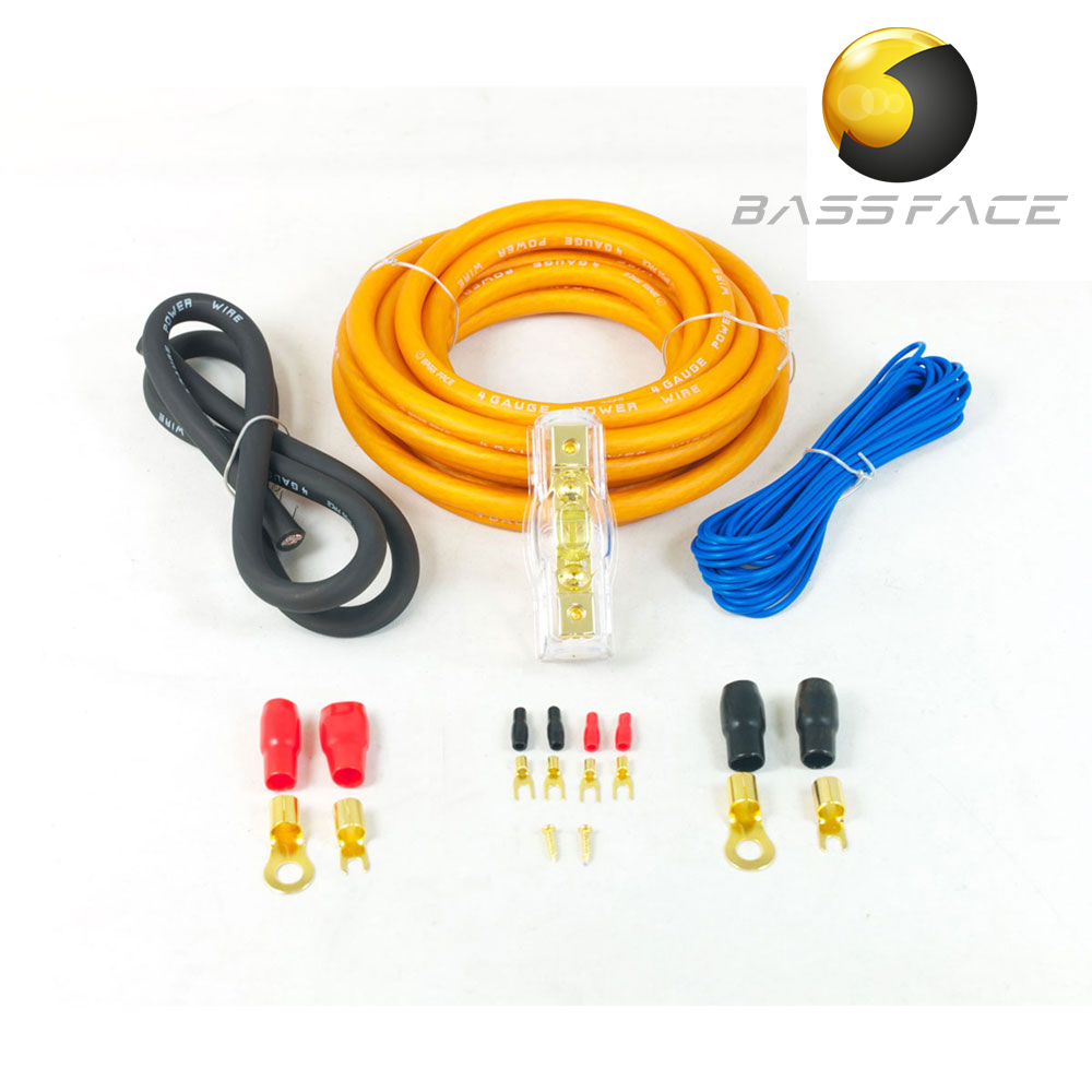 Pwk41 4awg 25mm High Flex 12v Amplifier Power Wiring Kit Car Amp Downloads