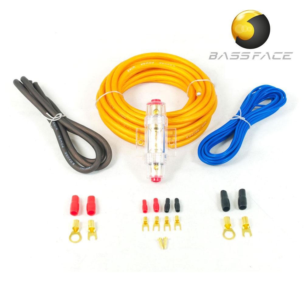 Pwk81 8awg 10mm High Flex 12v Amplifier Power Wiring Kit Cheap Amp Kits Downloads
