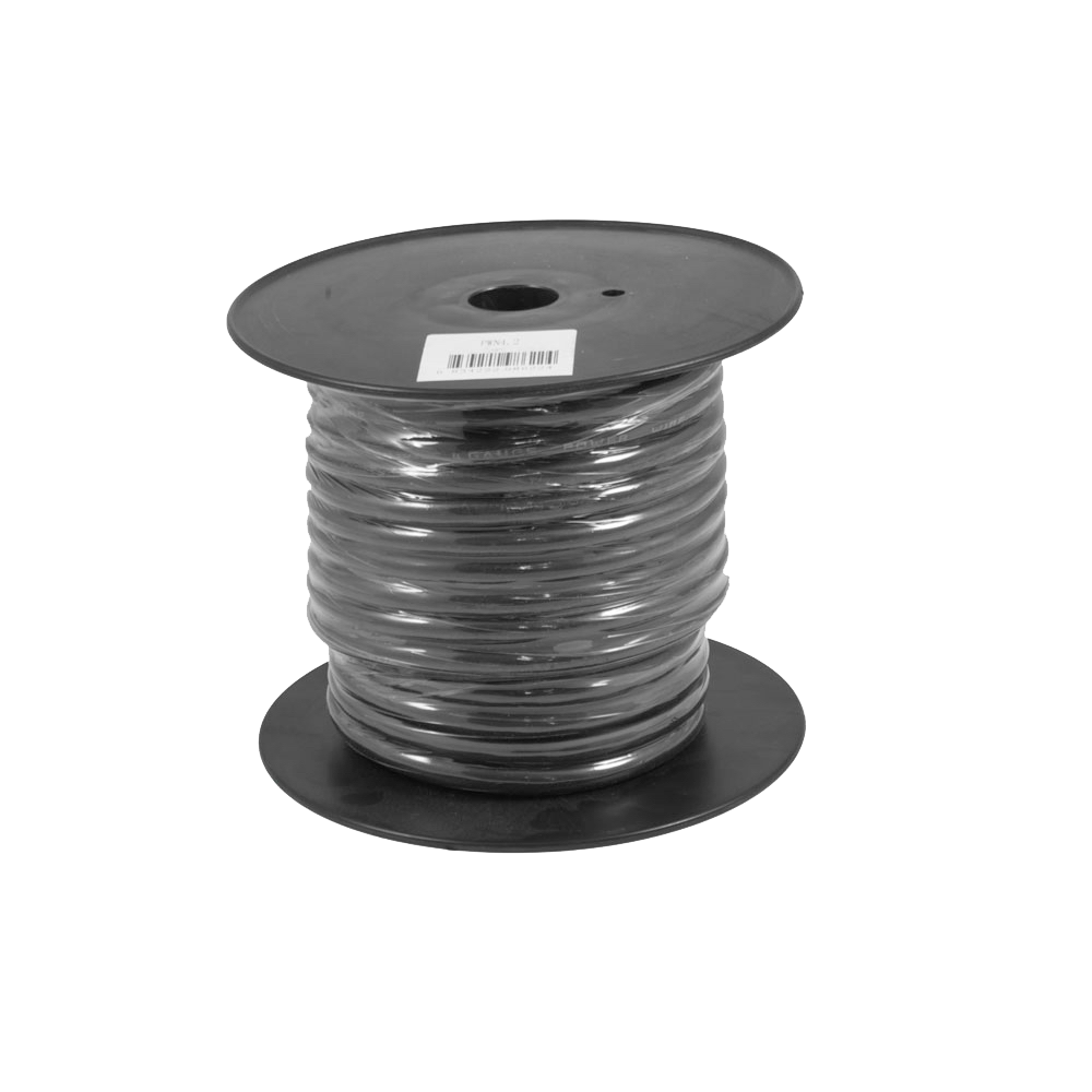 PWN4.2 30m Roll OFC 4AWG 21mm Black Negative Cable 1862 Strand