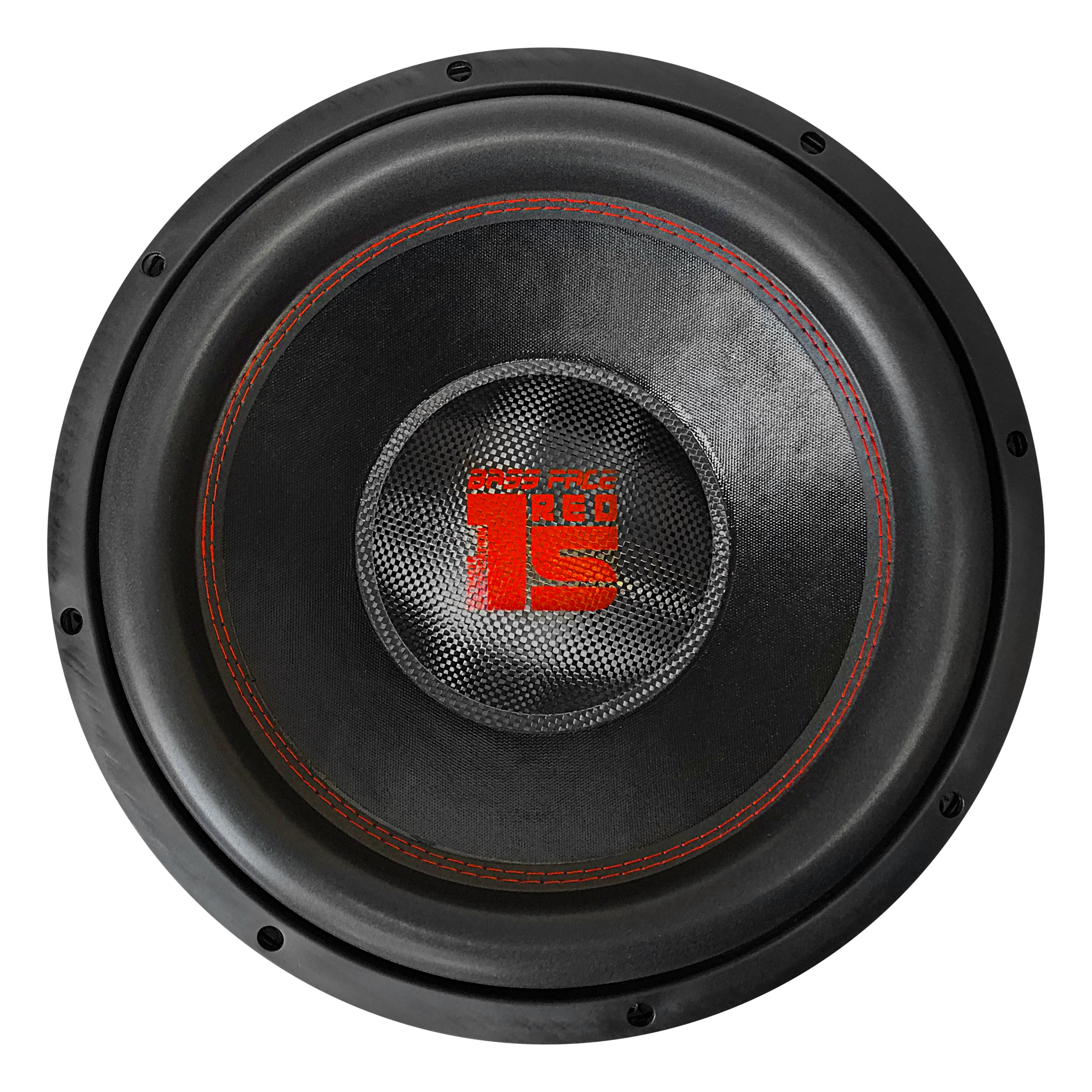 Red154 15 Inch 38cm 2x2ohm Dvc Subwoofer 2500w Rms 1 Image