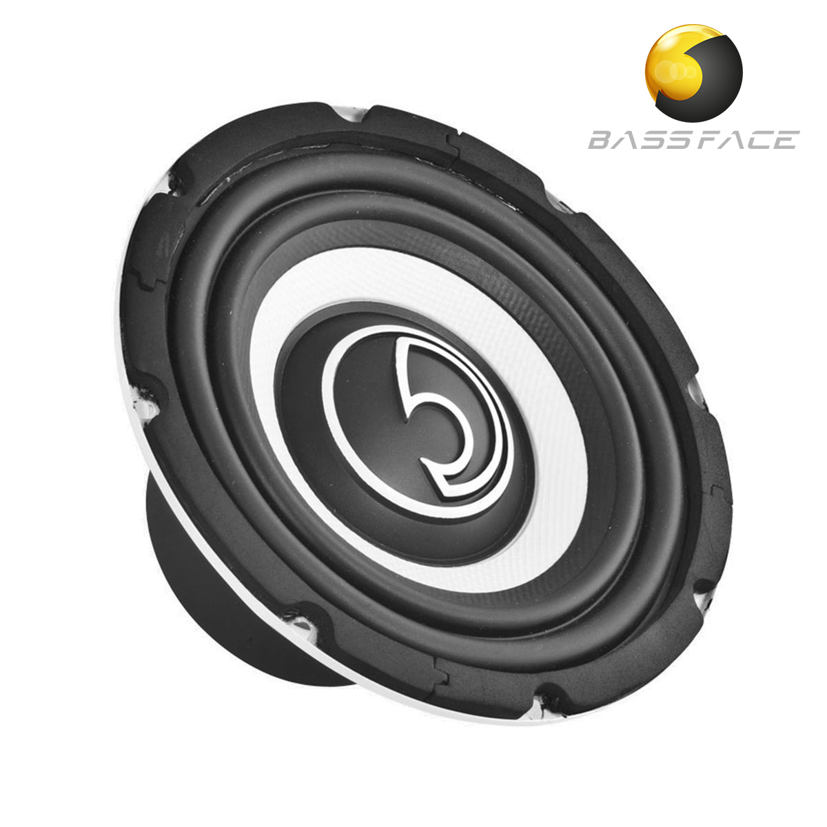 Bassface Car Audio The Specialists Stereo Kit 800w Sub 500w 2 Channel Amplifier Capacitor Wiring Spl81 8 Inch 20cm 4ohm Svc Subwoofer 400w Rms