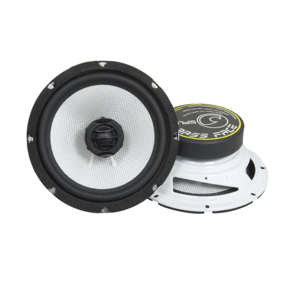 "SPL8.2 8"" Inch 20cm 4Ohm Coaxial 2 Way Speaker Pair 600w RMS"