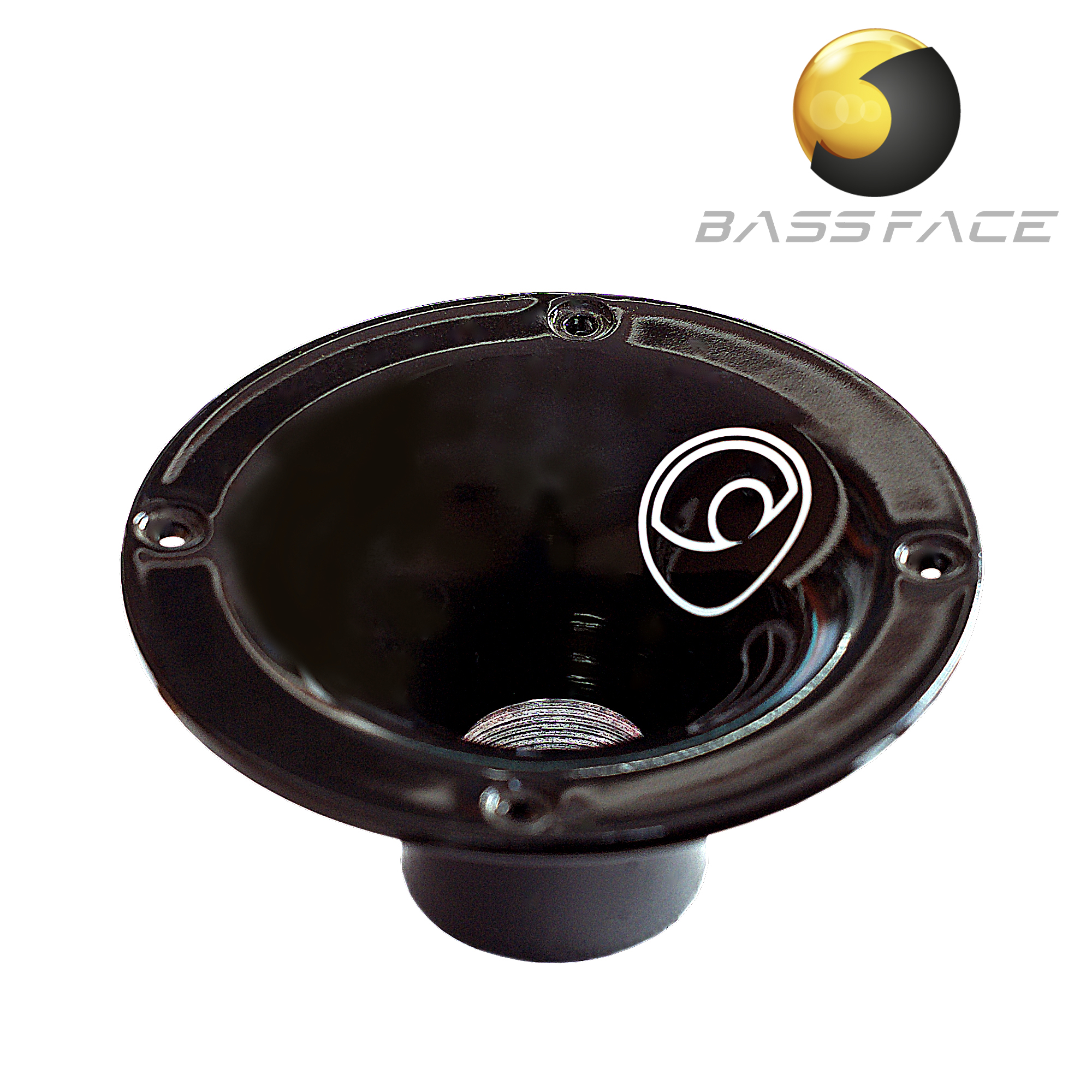 Bassface Car Audio The Specialists Wiring Schematic Diagram 300w Subwoofer Power Amplifier Splth2 Compression Driver Horn With Screw In 1 3 8