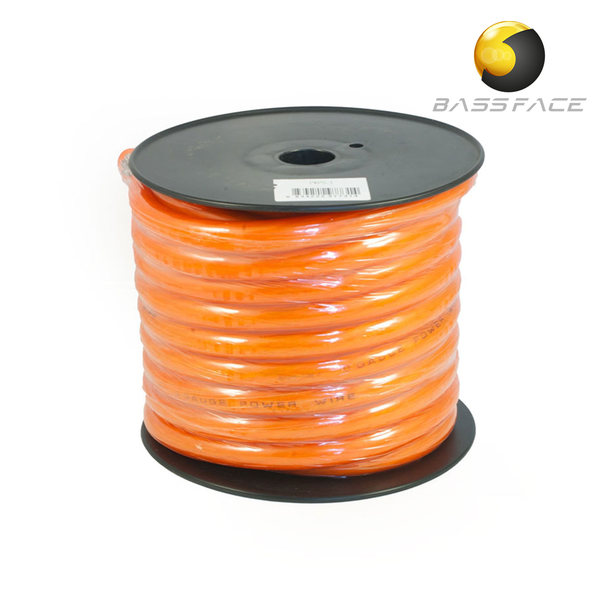 Bassface Car Audio The Specialists Stereo Kit 800w Sub 500w 2 Channel Amplifier Capacitor Wiring Pwp01 15m Roll Cca 0awg 53mm Orange Power Cable 4704 Strand