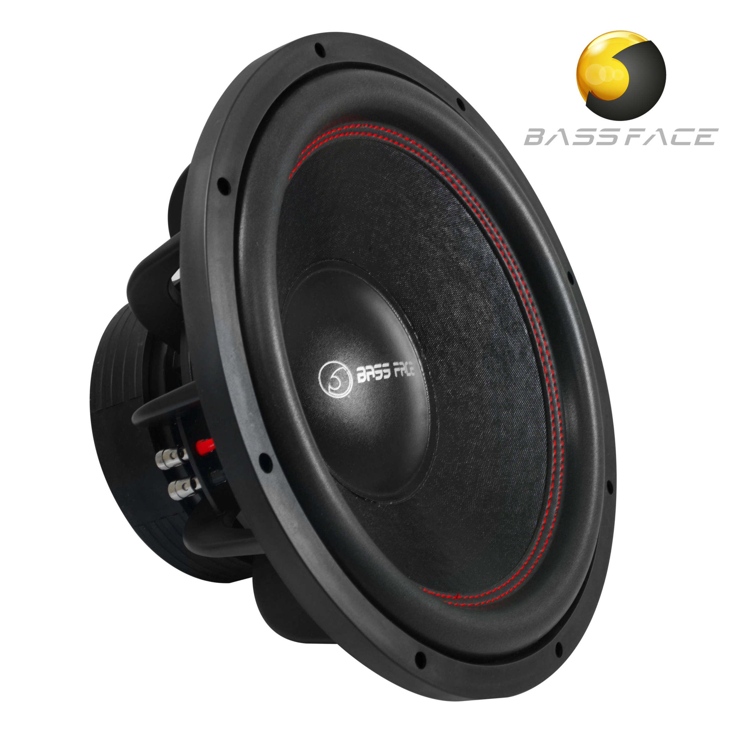 Bassface Car Audio The Specialists 1channel Dvc Wiring Diagram Spl152 15 Inch 38cm 2x4ohm Subwoofer 2000w Rms